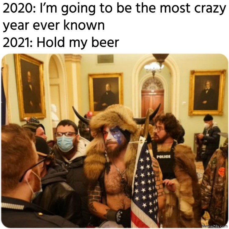 2021 Hold My Beer Memes
