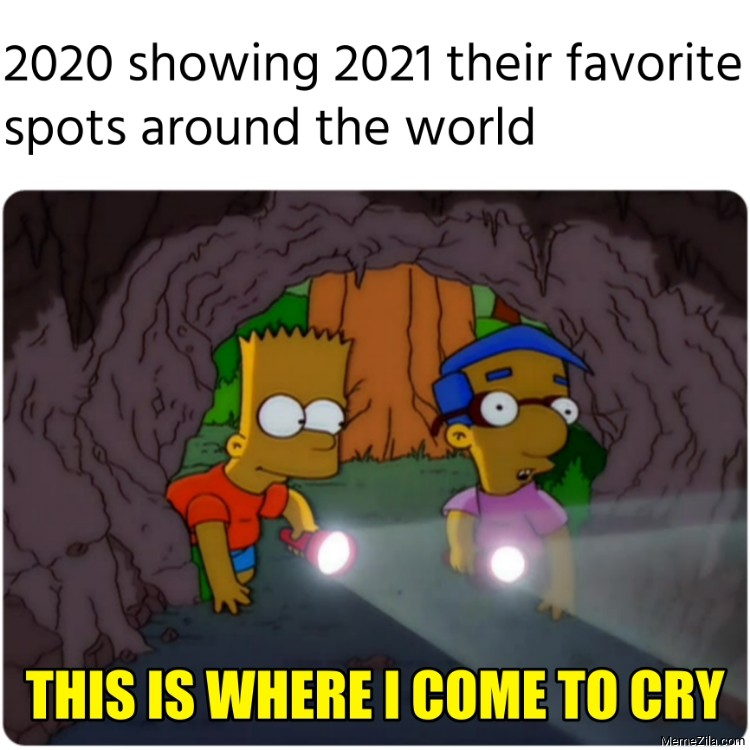 2020 Showing 2021 Around Memes