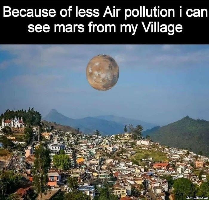 Air Pollution Memes