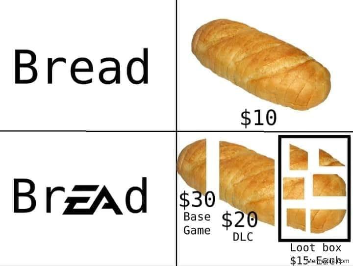 Bread vs Br EA d meme