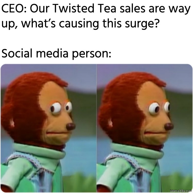 CEO Our Twisted Tea sales are way up Whats causing this surge meme