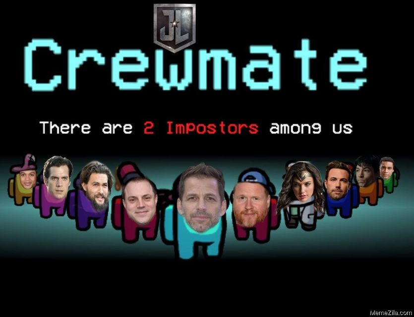 Crewmate There are two imposters among us meme