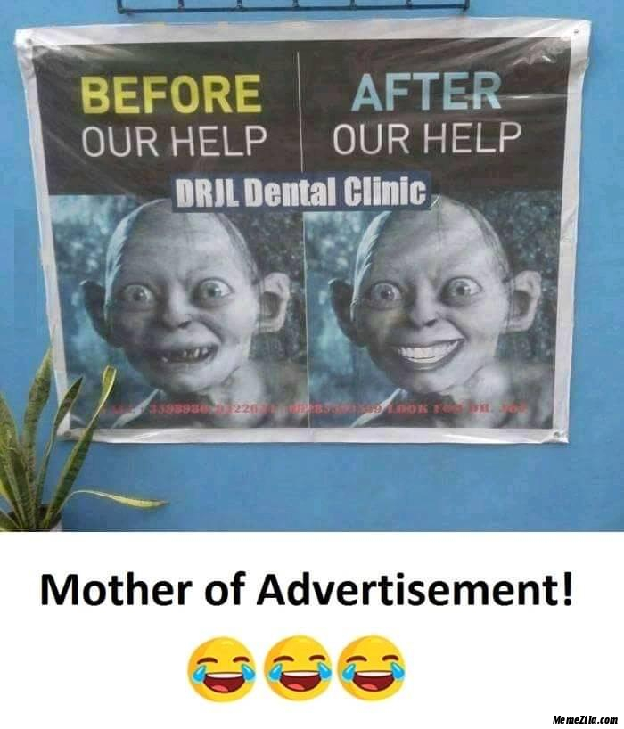 Advertisement Memes