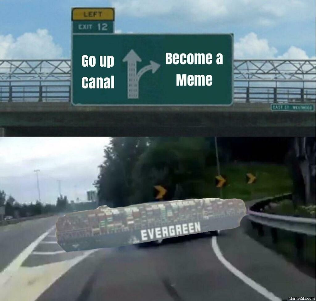 Go up canal Become n meme meme