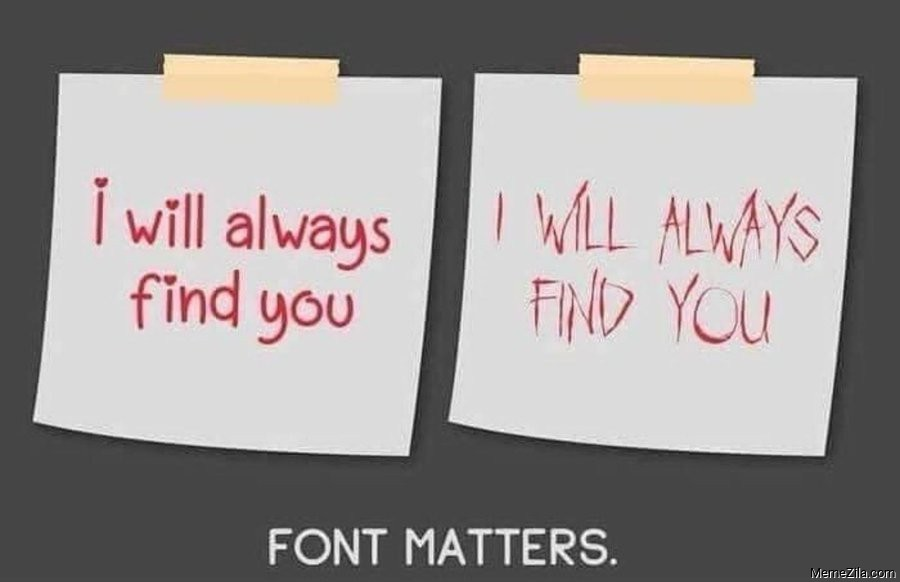 I will always find you meme