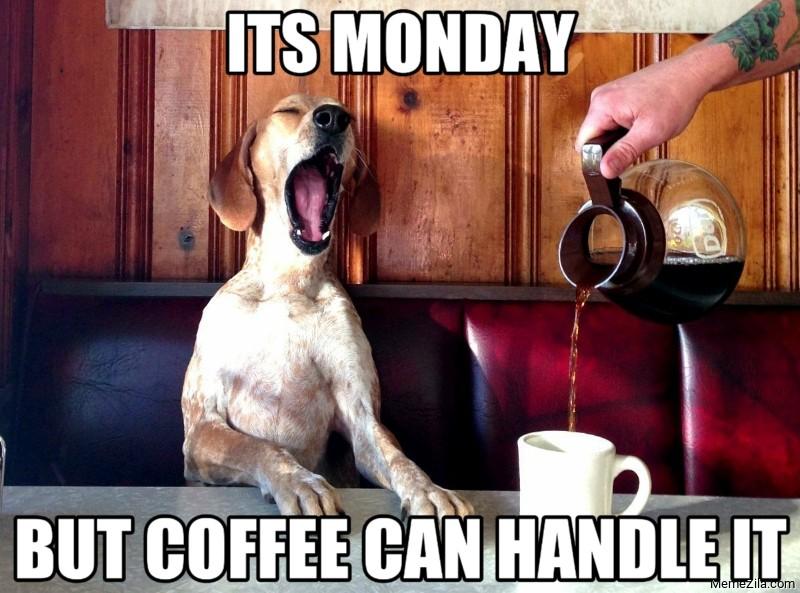 Monday Morning Coffee Memes