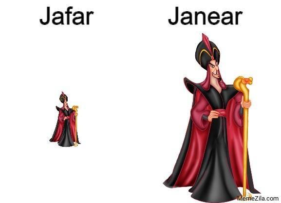 Jafar Janear meme
