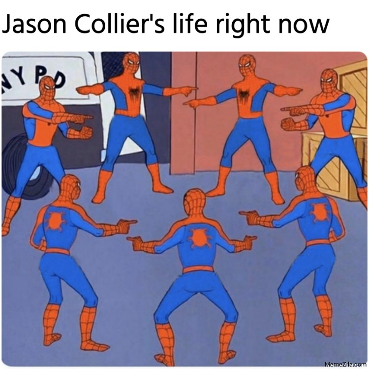 Jason Colliers life right now meme