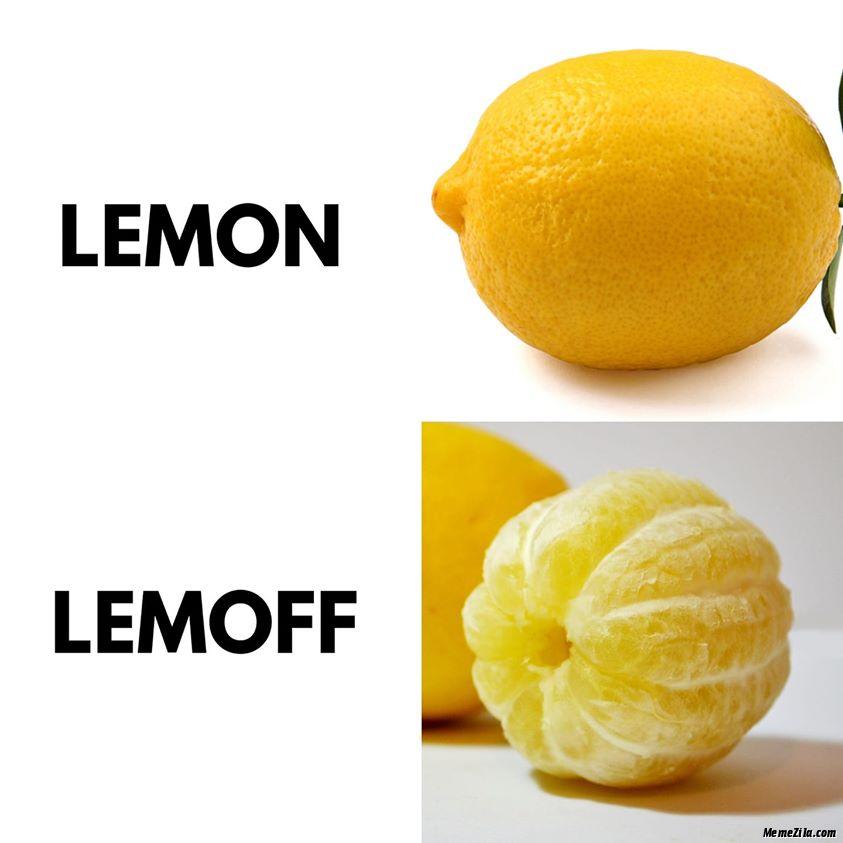 Lemon Lemoff meme