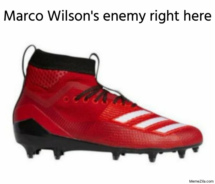 Marco Wilsons enemy right here meme