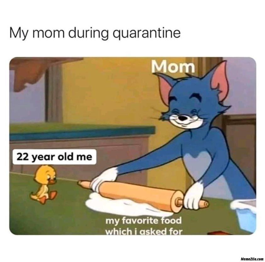 My mom during quarantine meme - MemeZila.com