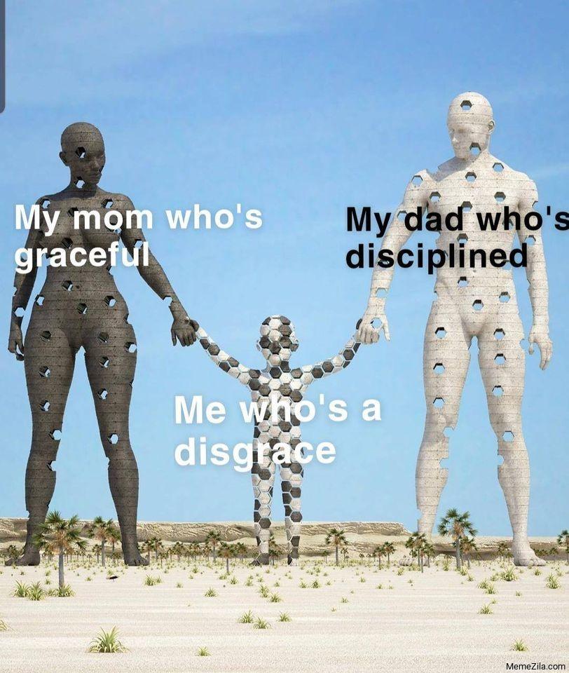 Black Mom White Dad Memes