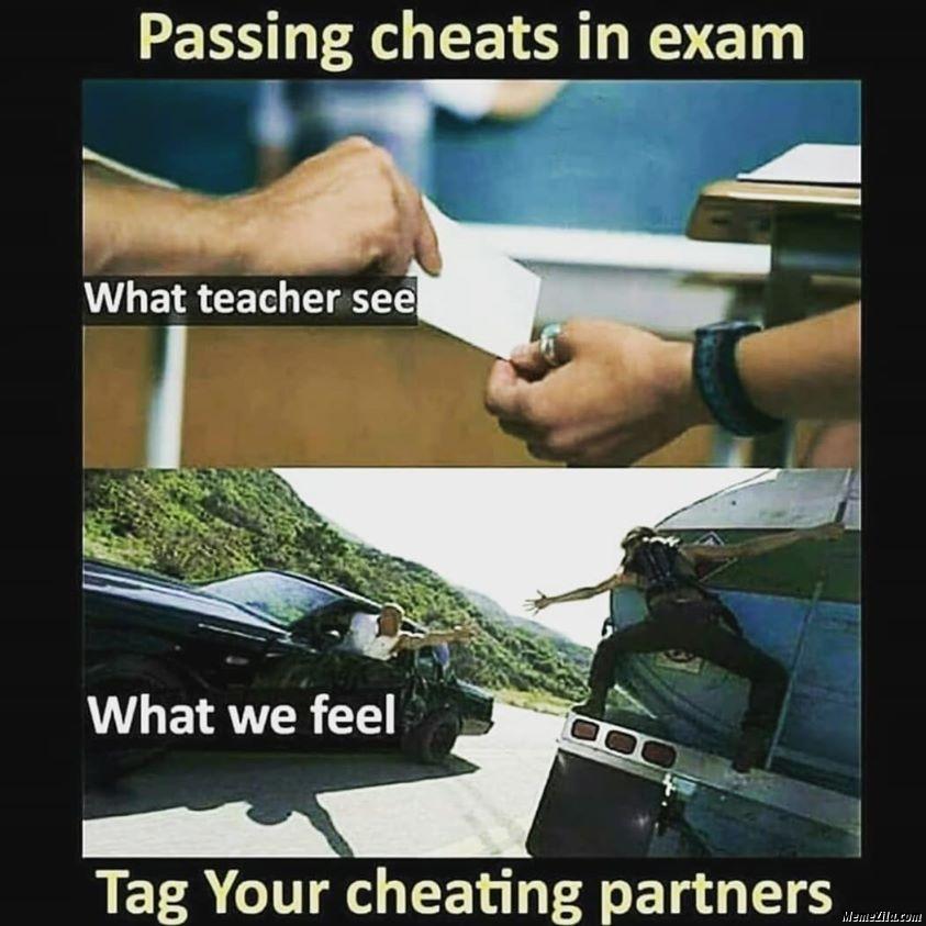 Exams be like two zero two four meme - MemeZila.com