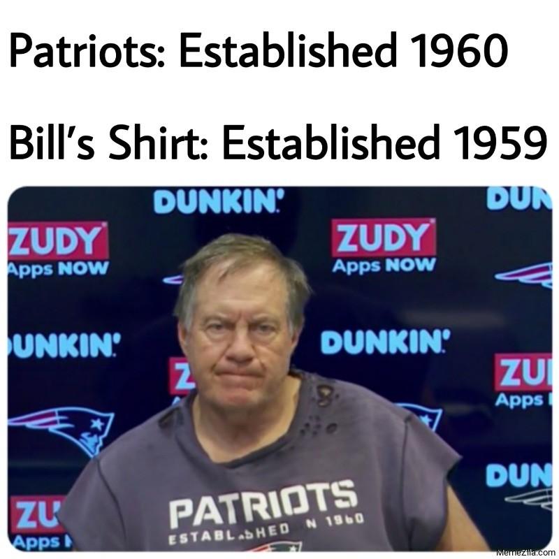 Bill Belichick Memes