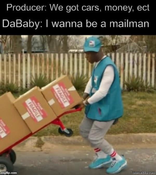 DaBaby Baby Memes