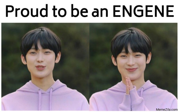 Proud to be an Engene meme