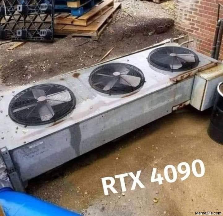 RTX 4090 meme