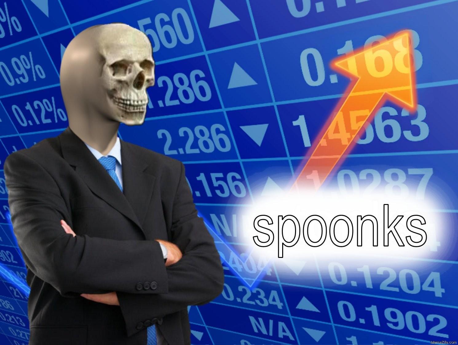 Spoonks meme