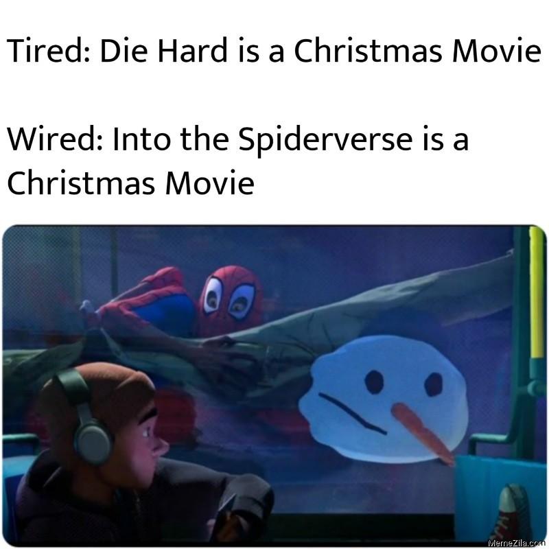 Die Hard Christmas Memes