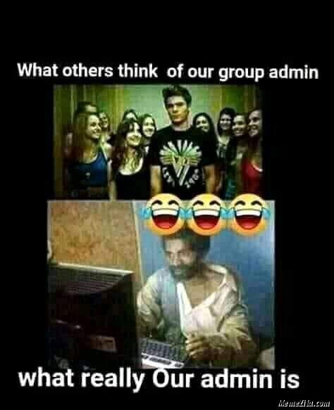 Admin Memes